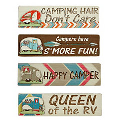 Camper Word Blocks