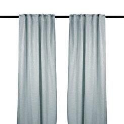 Blue Selma Curtain Panel Set, 84 in.