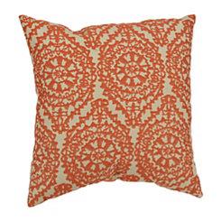 Spice Caroline Chenille Pillow