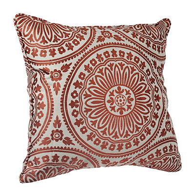 Spice Shelby Medallion Pillow