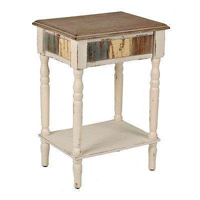 Joanna Patchwork Side Table