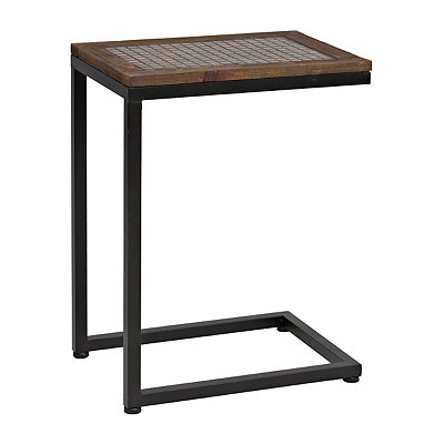 Brown Mosaic C-Table