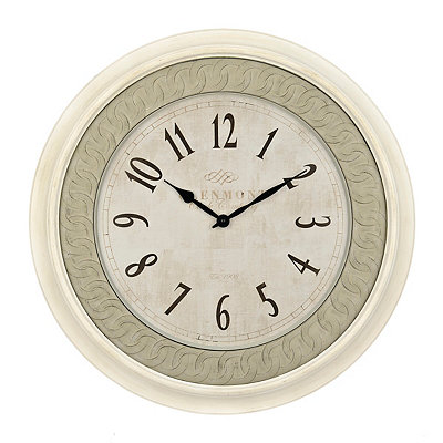 Interlocking Rings Wall Clock