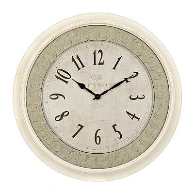 Interlocking Rings Wall Clock