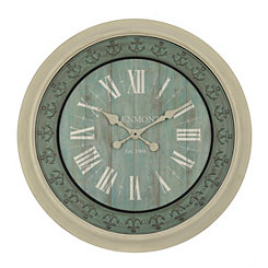 Anchors Away Wall Clock