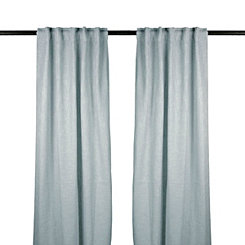 Blue Selma Curtain Panel Set, 108 in.