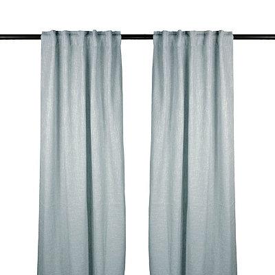 Blue Selma Curtain Panel Set, 108 in.