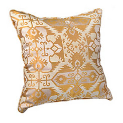 Gold Cindy Aztec Pillow