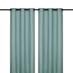 Aqua Jakarta Curtain Panel Set, 96 in.
