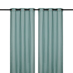 Aqua Jakarta Curtain Panel Set, 108 in.