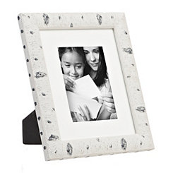 Natural Birch Wood Picture Frame, 5x7
