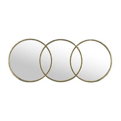 Tres Eclipse Champagne Mirror
