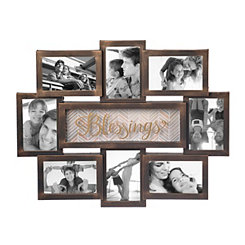 Blessings 8-Opening Collage Frame