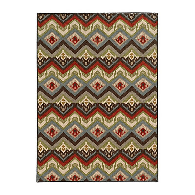 Warm Sphinx Antioch Area Rug, 7x9