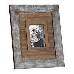 Augusta Rustic Picture Frame, 5x7