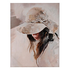 Figurative Canvas Art Print
