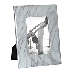 Carrara Marble Picture Frame, 4x6