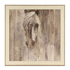 Shadow Light Framed Art Print