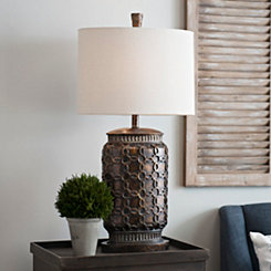 Castello Bronze Table Lamp