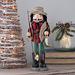 Fisherman Nutcracker