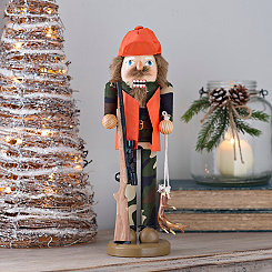 Deer Hunter Nutcracker