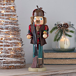 Duck Hunter Nutcracker