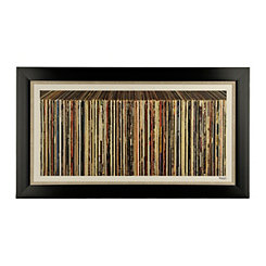 Vinyl Collection Framed Wall Art