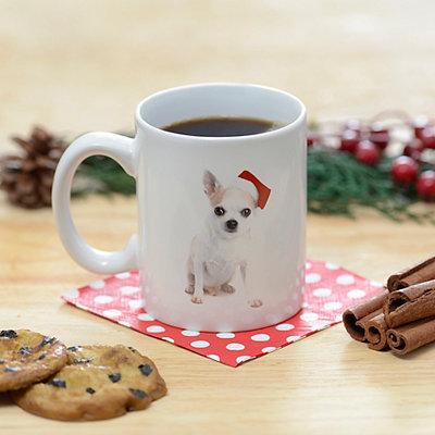 Christmas Chihuahua Mug