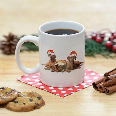 Christmas Labrador Mug
