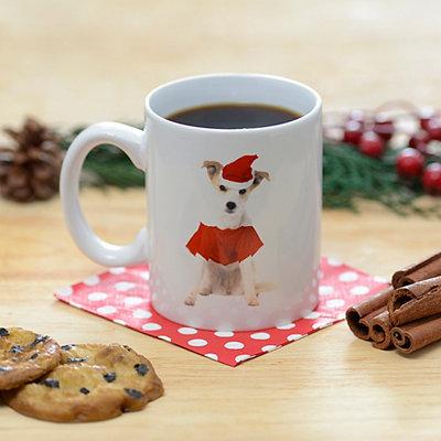 Christmas Terrier Mug