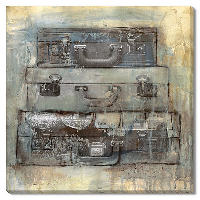 Baggage Canvas Gallery Wrap