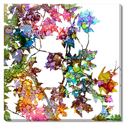 Prismatic Patch I Canvas Gallery Wrap
