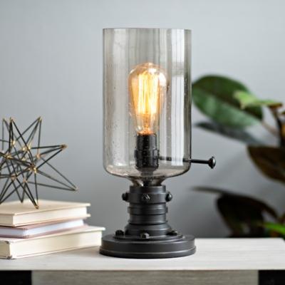 Vintage Industrial Edison Bulb Uplight