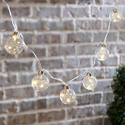 Copper Bulb LED String Lights