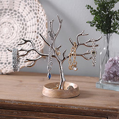 Drayton Gold Tree Jewelry Holder