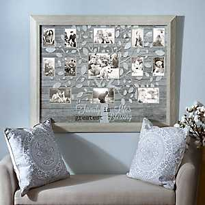 Life's Greatest Blessing 13-Opening Collage Frame