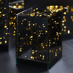 Medium Pre-Lit Infinity Decorative Box