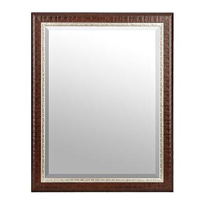 Hammered Bronze Mirror, 37.5x47.5 in.