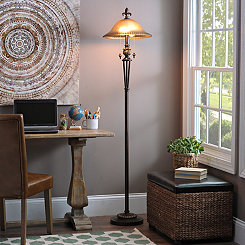 Prescott Bronze Floor Lamp