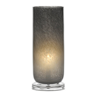 Gray Art Glass Winston Uplight