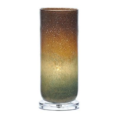 Tricolor Art Glass Winston Uplight