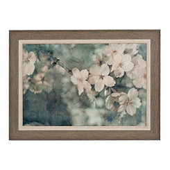 Dogwood Branches Framed Art Print