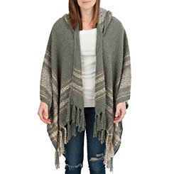 Sage Hooded Wrap