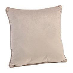 Stone Velvet Pillow