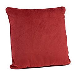Red Velvet Pillow
