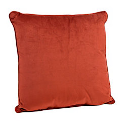 Spice Velvet Pillow
