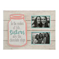 The Cookies of Life Collage Frame
