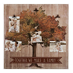 We Make A Family 6-Opening Collage Frame
