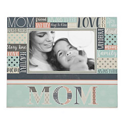 Mom Sentimental Picture Frame