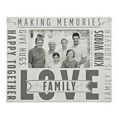 Family Sentimental Picture Frame